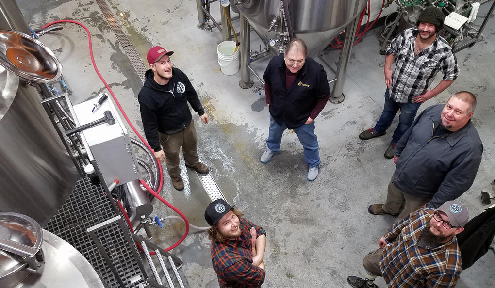 Astoria Brewers Collaborate on 1800s Style Ale