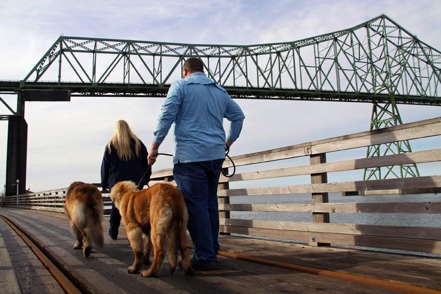 A Dog Lover's Guide to Astoria and Warrenton
